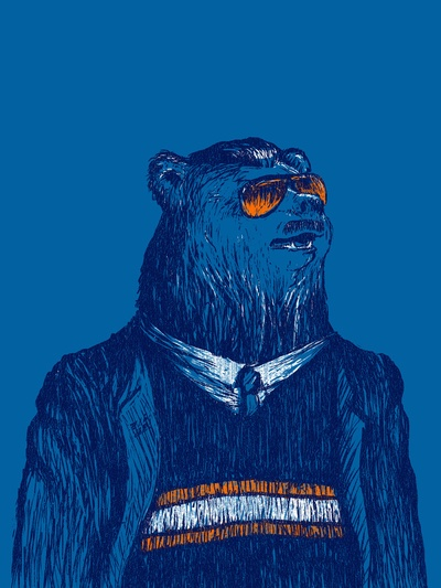 I LOVE THIS! - Ditka Bear!