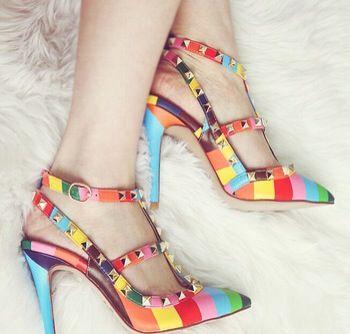 Scarpa Rainbow Arcobaleno