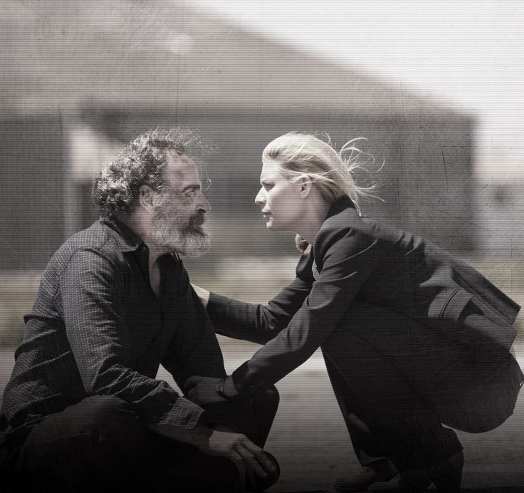 Carrie and Saul - After Brody's death I was not sure about Homeland Post Brody but season 4 was pretty great. Saul was the heart of the season
