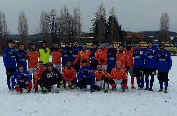 sportcampina: Amical. Sportul Câmpina - Unirea Călineşti 3-0