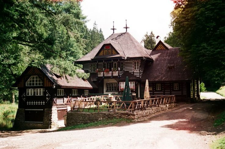 Peklo is located in the middle of the deep forests, nearly to city Nove Mesto nad Metuji in the Czech Republic