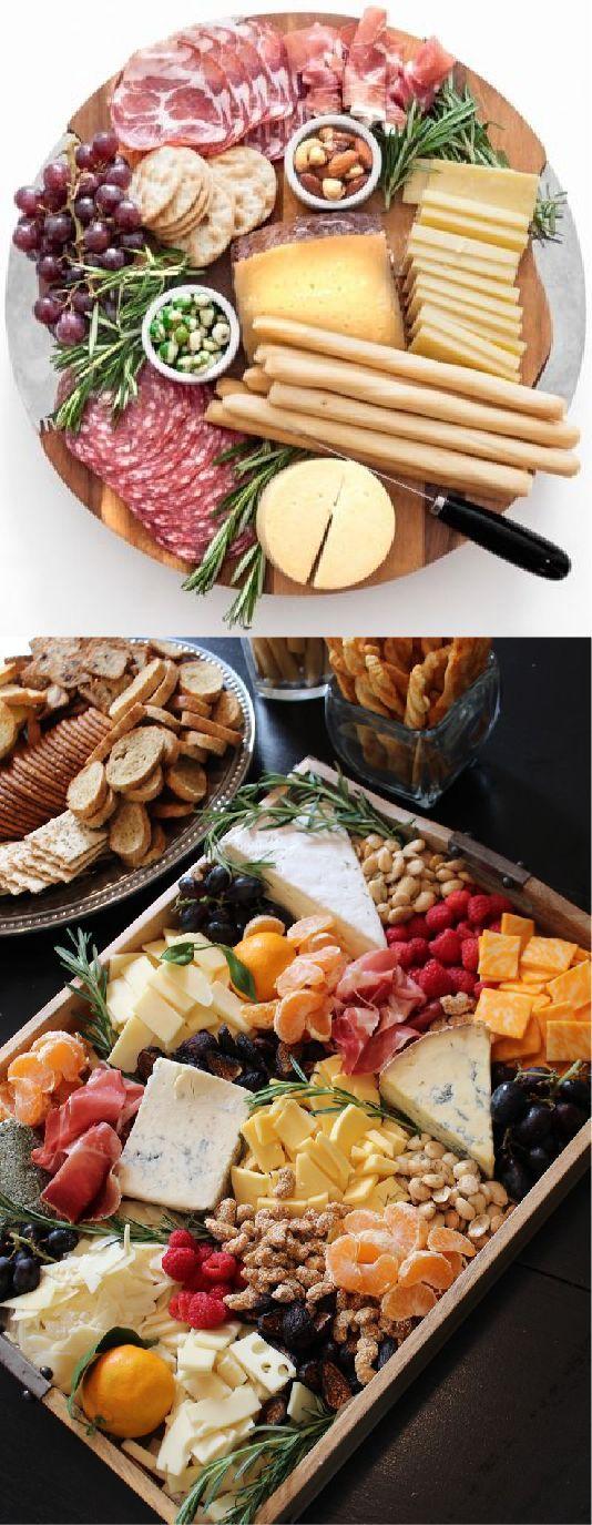 Love cheese plates!
