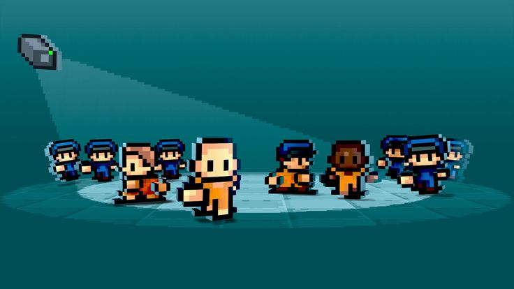 [PC] The Escapists : http://www.zeroping.fr/review/pc-game/the-escapists/