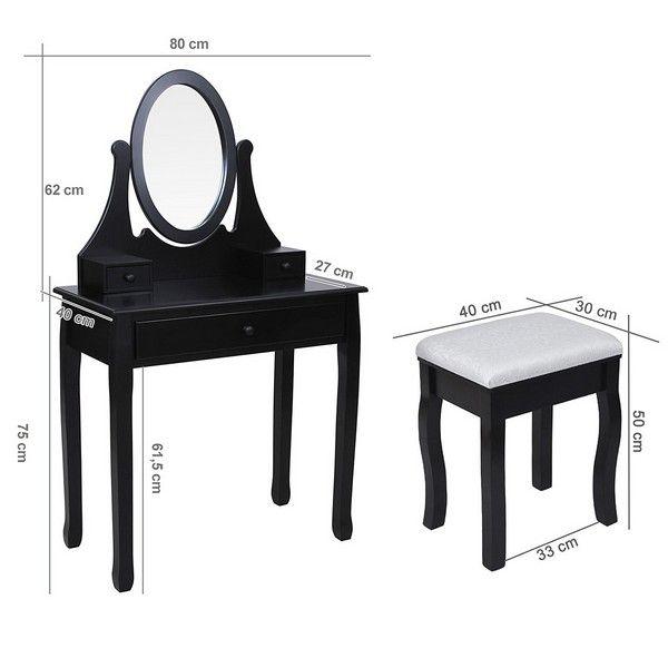 Praktikus és elegáns fésülködő asztalkáink segítenek Önnek rendszerezni a sminktermékeit és valódi otthont teremtenek nekik. Exkluzív választék, nagyszerű árak és mindemellett ingyenes házhoz szállítás!