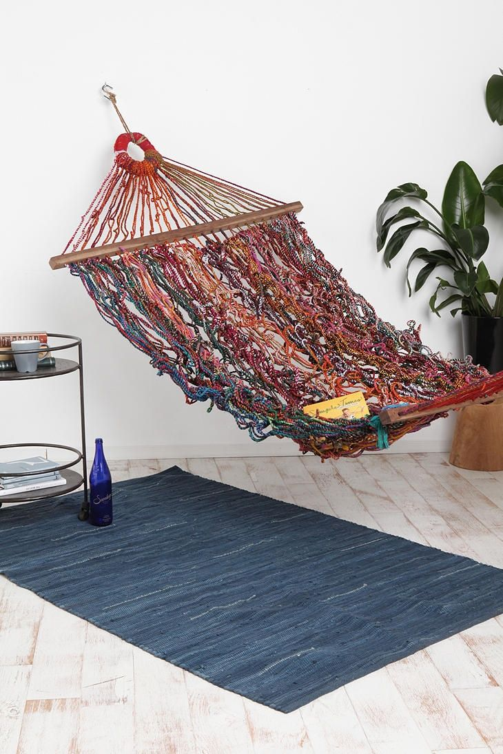 Outdoor hammock bed by the floating bed co - Indoor Hammock