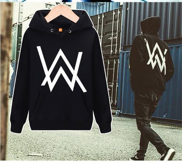 Music DJ Divine Comedy Alan Walker Fade Hoodie Faded Jacket