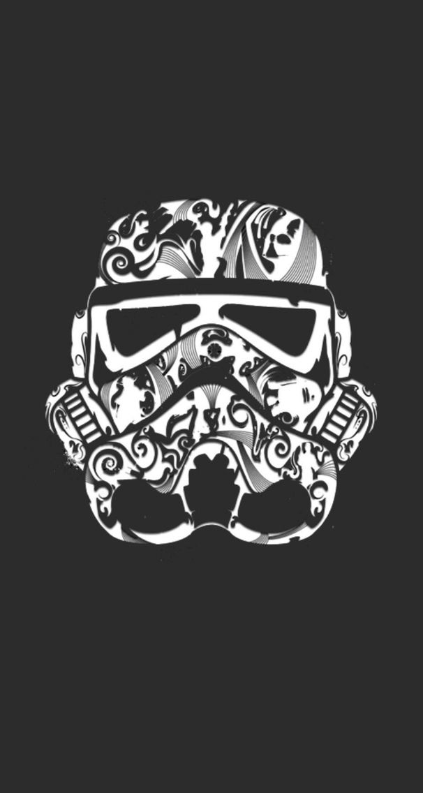 Star Wars lock screen / wallpaper