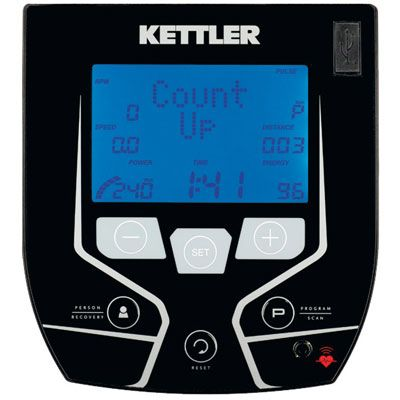 Análisis Review de la Kettler E5 Ergométrica