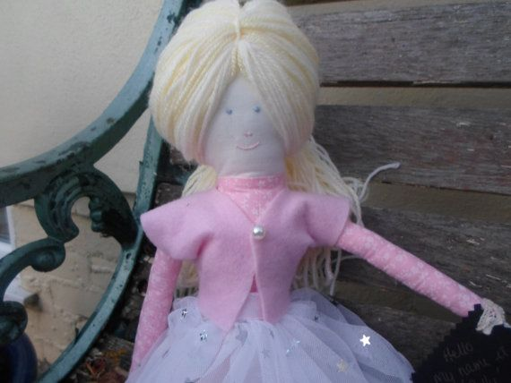 Check out this item in my Etsy shop https://www.etsy.com/uk/listing/115761860/ballerina-doll-soft-ballerina-girls-doll
