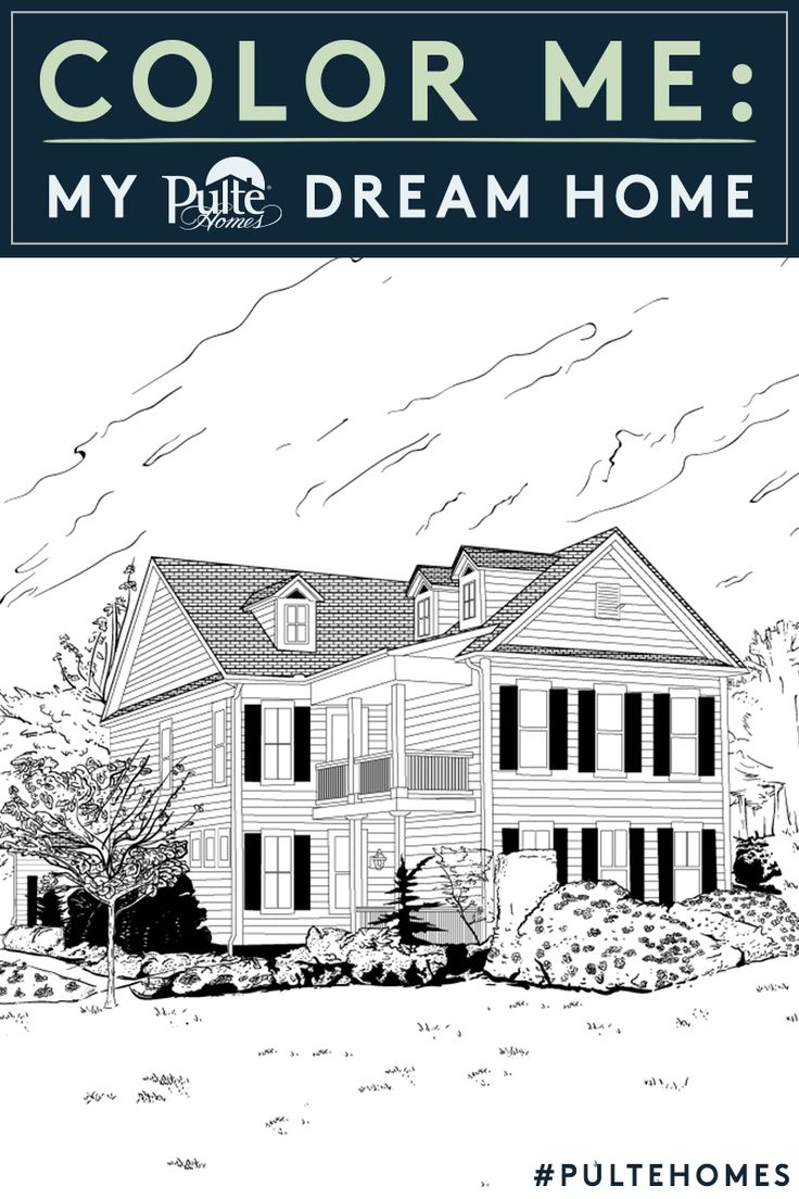 Coloring book real estate - Looking For Fun Diy Ideas And Inspirations For Spring Print Out This Coloring Page And