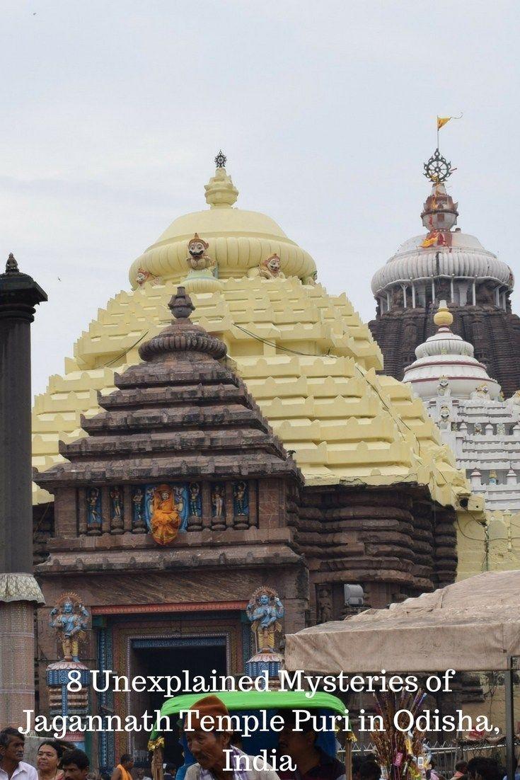 8 Unexplained Mysteries of Jagannath Temple Puri in Odisha, India