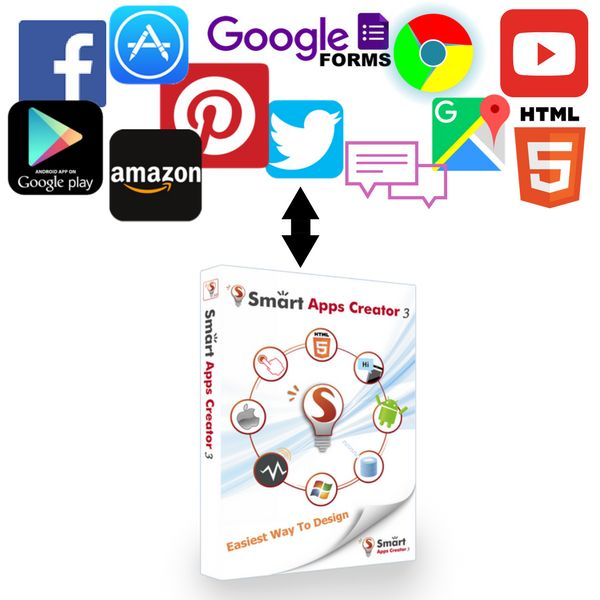 App view, app builder, Smart Apps Creator 3 real-time test, real-time preview