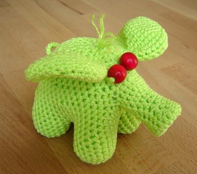 padma - de gehaakte olifant