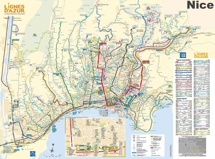 nice france routes in there is a separate list bus map of nice france routes in there is a separate list apartment