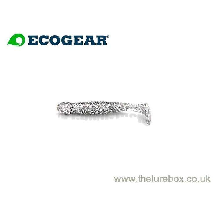 """Ecogear Grass Minnow S 1.75"""" Ice (Glow)"""