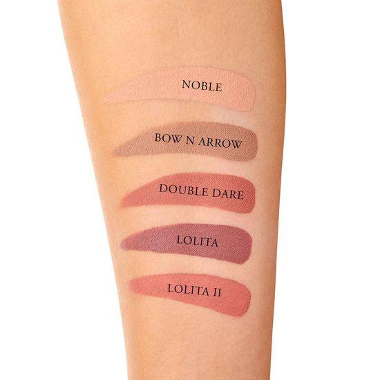 Everlasting Liquid Lipstick, Lolita - chestnut rose & double dare