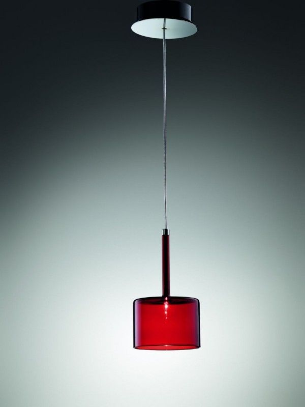 So Red, So Orange. Find This Pin And More On Kitchen Pendant Lights ...