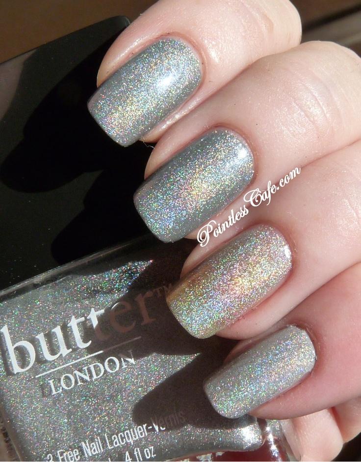 butter LONDON Dodgy Barnett -  Pointless Cafe