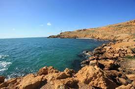 La noche del arco iris: Bahía Portete, esquina norte de la Guajira: Nuevo ...