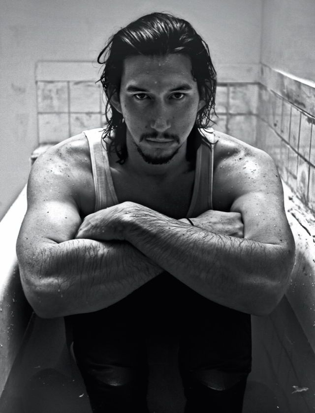 Adam Driver- Looks like he could be Duke's brother, doesn't he?