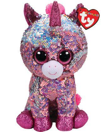 1a2e5276fb6 Medium Ty Flippables Sparkle Unicorn  ty  flippables  unicorn  sparkles