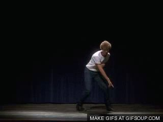 30 things that prove you grew up a Mormon  napolean dynamite dancing gif