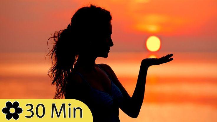 30 minut Hluboká hudba na spaní: Přírodní zvuky, Delta vlny, Relaxační h...