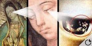 Conoces el Milagro de los ojos de la Madre de Guadalupe? Conócelo es extraordinario!