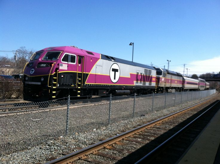 1000 Images About Mbta Trains On Pinterest Cars End Of