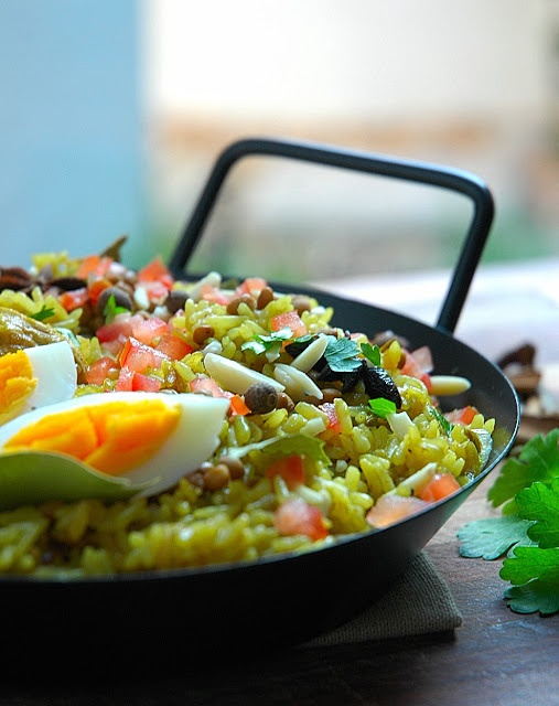 Chicken Breyani from the Bo Kaap. - My Easy Cooking