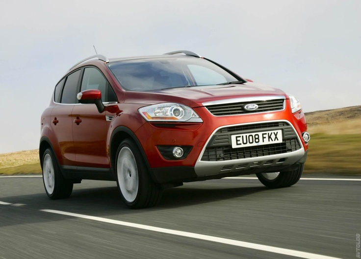 2008 Ford Kuga UK Version