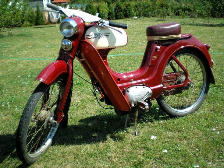 Jawa 50 typ 551 sport