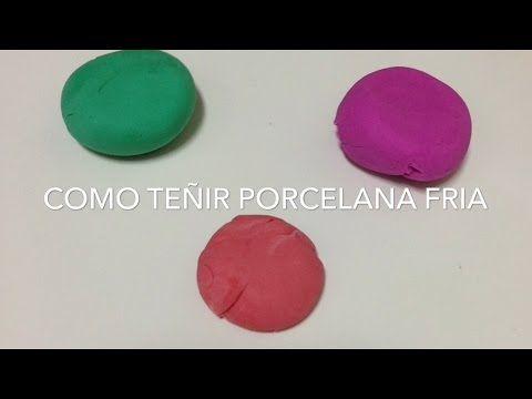 Como Pintar La Porcelana Fria Tips De Color Tutoriales Faciles Youtube Porcelana Fria Porcelana Frio