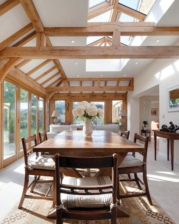 i-build - Enjoy extra living space with a stunning orangery from oak-frame specialist Arboreta