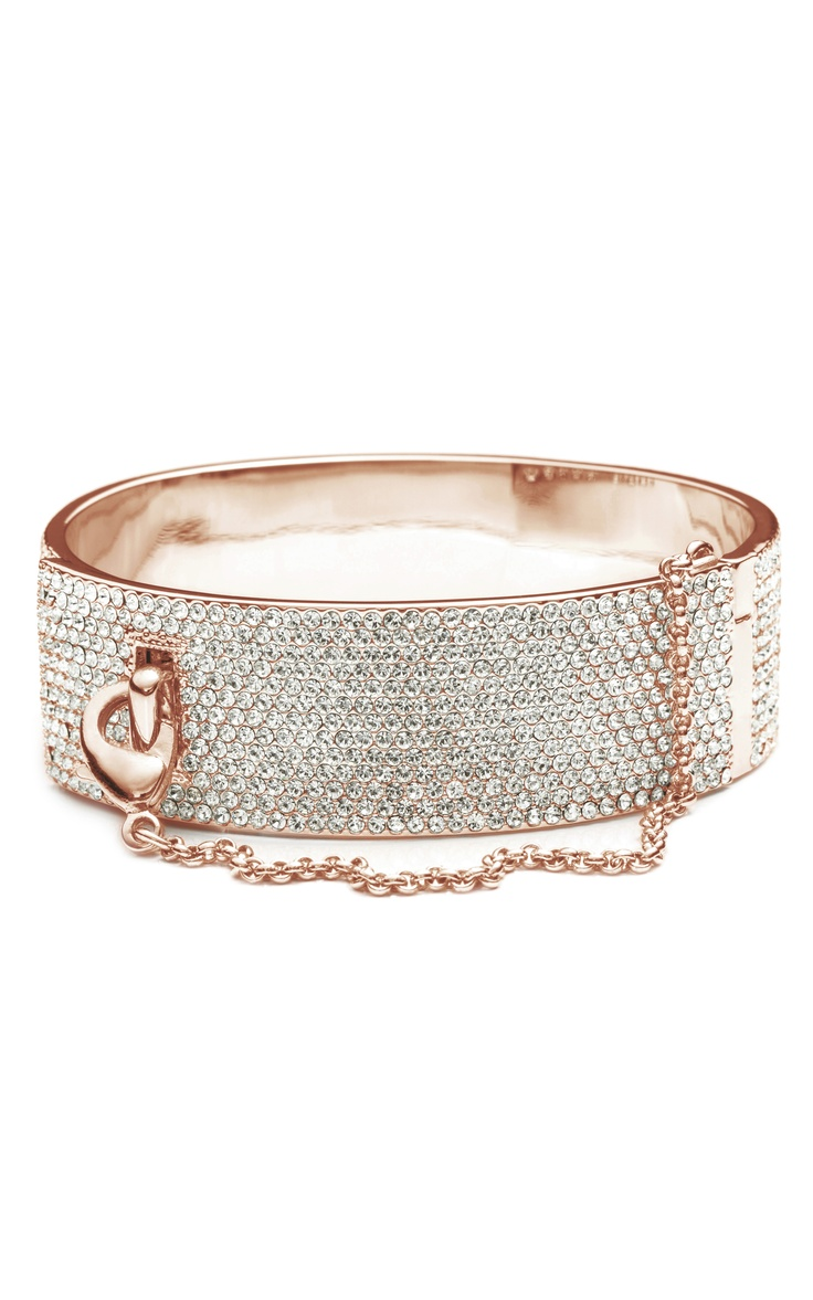 Oh Goodness...Fifty Shades of Gray comes to Fashion!  Didn't care for the books, but love this cuff! Eddie Borgo Pavé Safety Chain Cuff at Moda Operandi