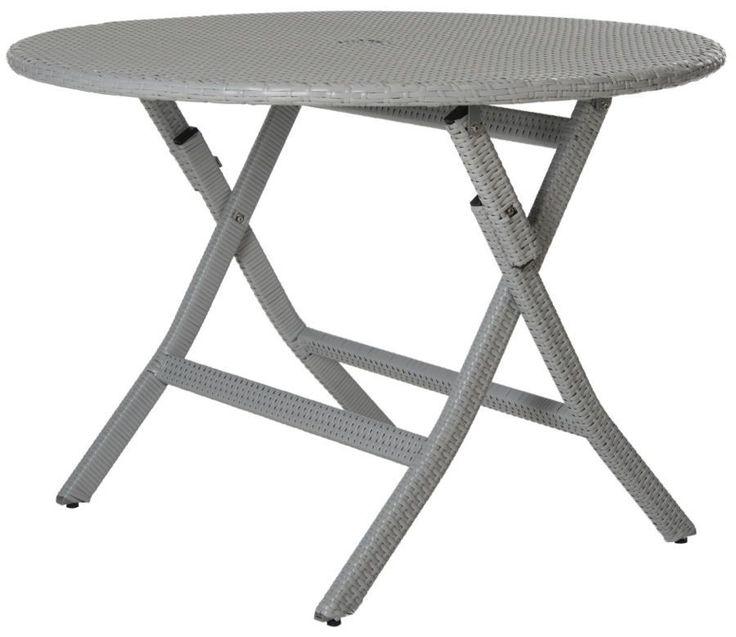 Joyce Round Folding Table