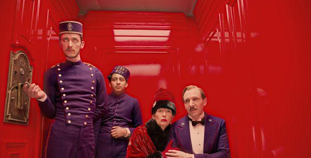"""H συγκίνηση πίσω απ' το ξενοδοχείο, """"Ξενοδοχείο Grand Budapest"""", Γουές Άντερσον #old_boy"""