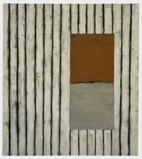 Sean Scully, Malmak 1995 Oil on linen