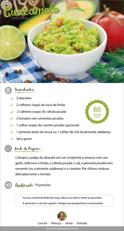 Guacamole: Arriba