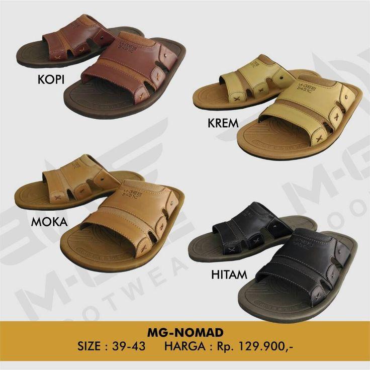 M-GEE Footwear MG-NOMAD
