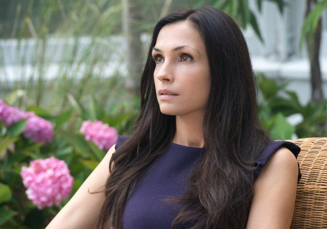 Hemlock Grove. Famke Janssen as Olivia Godfrey.