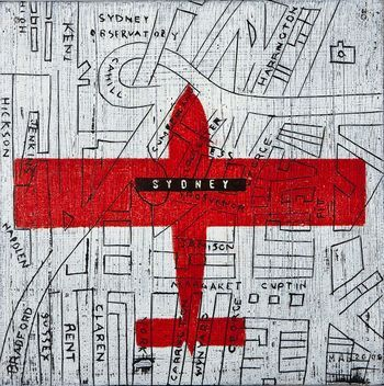 """Sydney"" by Michele Bryant. Available for purchase, check it out at www.smythgalleries.co.nz"