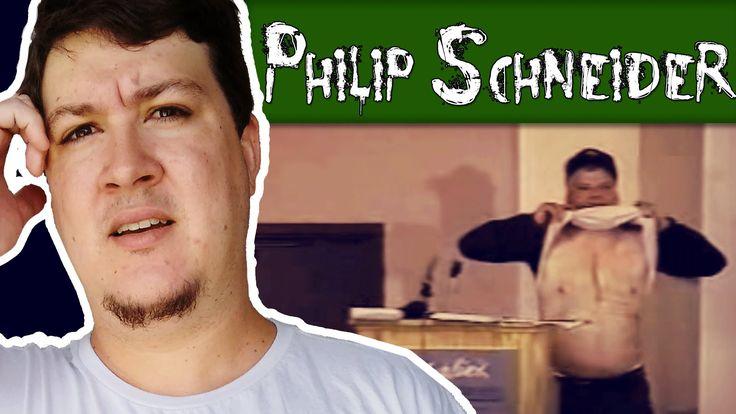 Philip Schneider: O Homem que Matou 2 Ets e suas Teorias da Conspiração