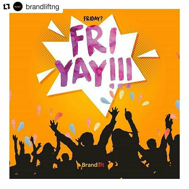 #Repost @brandliftng with @repostapp ・・・ It's Friday and Yaay! We are excited! #TGIF  #renedigitalhub #contentmarketing #contentmarketingtips #digitalmarketingagency  #onlinemarketing #marketingstrategy #socialmediamarketing #socialmediatips #socialmediamarketingtips #renedigitalhub #b2c #goviral #branddevelopment #branding #marketing101#instagram #audience #targetmarket #content #engagement #video #videomarketing #instalike #hashtags #twitter #facebook #goviral #instadaily