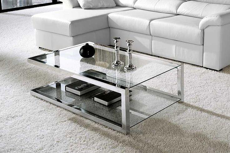 Mesa de centro moderno dalia mesas for Mesas de centro modernas y baratas