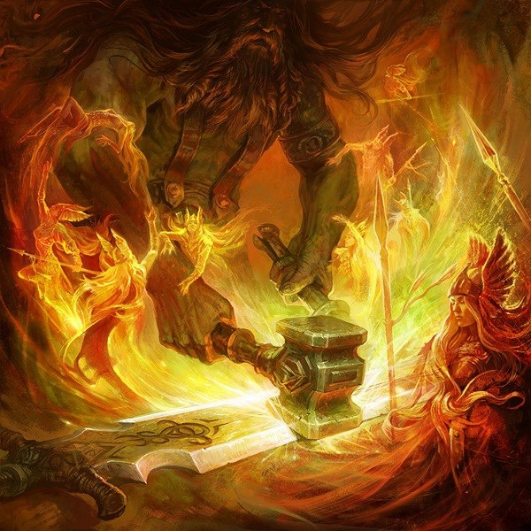 Fire Domain (5e Subclass) - D&D Wiki