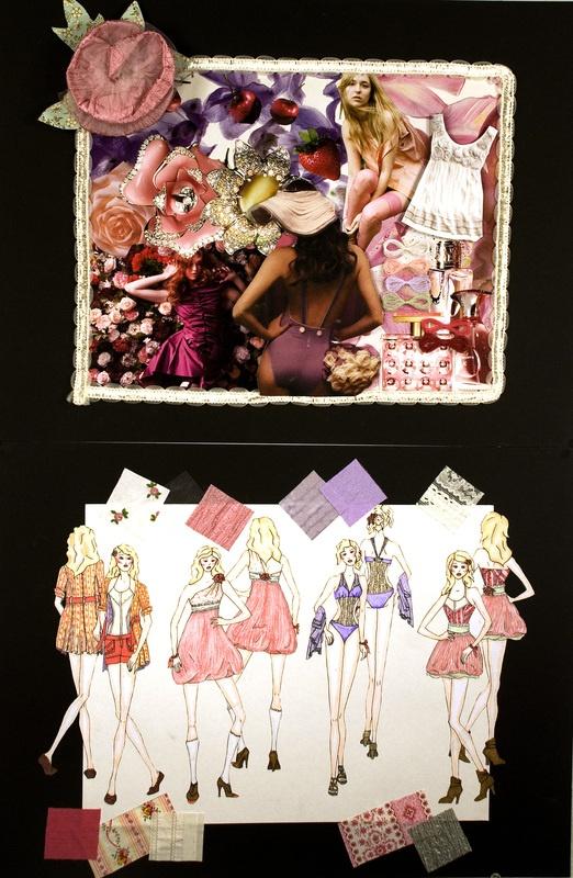 Amy Dietz - project fashionworks student! www.projectfashionworks.com