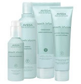 aveda smooth infusion. Best product I've found for my fine textured, yet thick, straight hair.