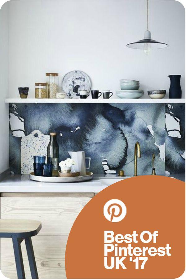 Interiors Inspiration: Inky Blue Hues. Best Kitchen DesignsKitchen ...