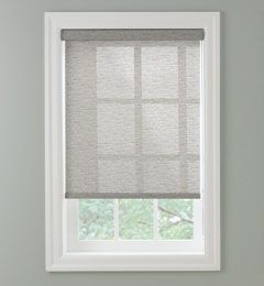 Roller shades instead of traditional blinds?